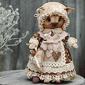 Куклы и игрушки ручной работы. Ярмарка Мастеров - ручная работа Совушка.. Handmade.