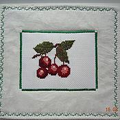 Для дома и интерьера ручной работы. Ярмарка Мастеров - ручная работа Прихватки Сочные фрукты. Handmade.