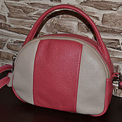 Сумки и аксессуары handmade. Livemaster - original item Leather bag women`s Handbag genuine leather Model 145. Handmade.