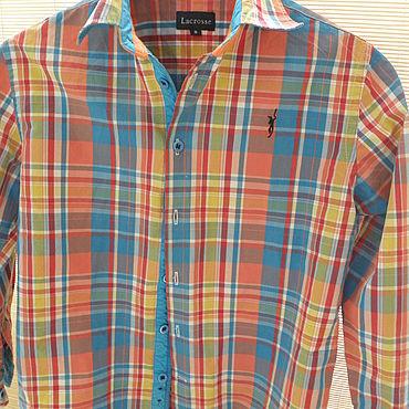 """Одежда ручной работы. Ярмарка Мастеров - ручная работа Рубашка """"поло"""" для мальчика 8 лет.. Handmade."""