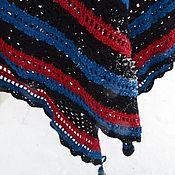Аксессуары handmade. Livemaster - original item Shawl knitted