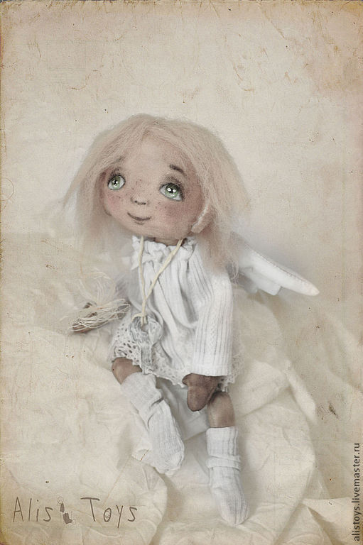 Angel. Mishutka, Dolls, Ekaterinburg,  Фото №1