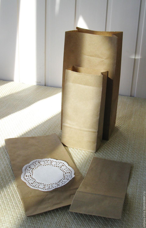 простые упаковочные пакеты