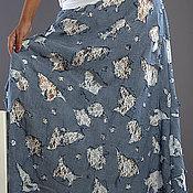 Одежда ручной работы. Ярмарка Мастеров - ручная работа Летняя длинная юбка Ажурная. Handmade.