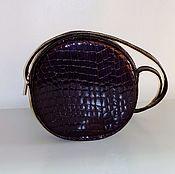 Сумки и аксессуары handmade. Livemaster - original item Leather bag 1F. Handmade.