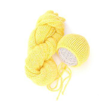 Работы для детей, ручной работы. Ярмарка Мастеров - ручная работа Вязаная обмотка+шапочка для фотосессии новорожденных. Handmade.