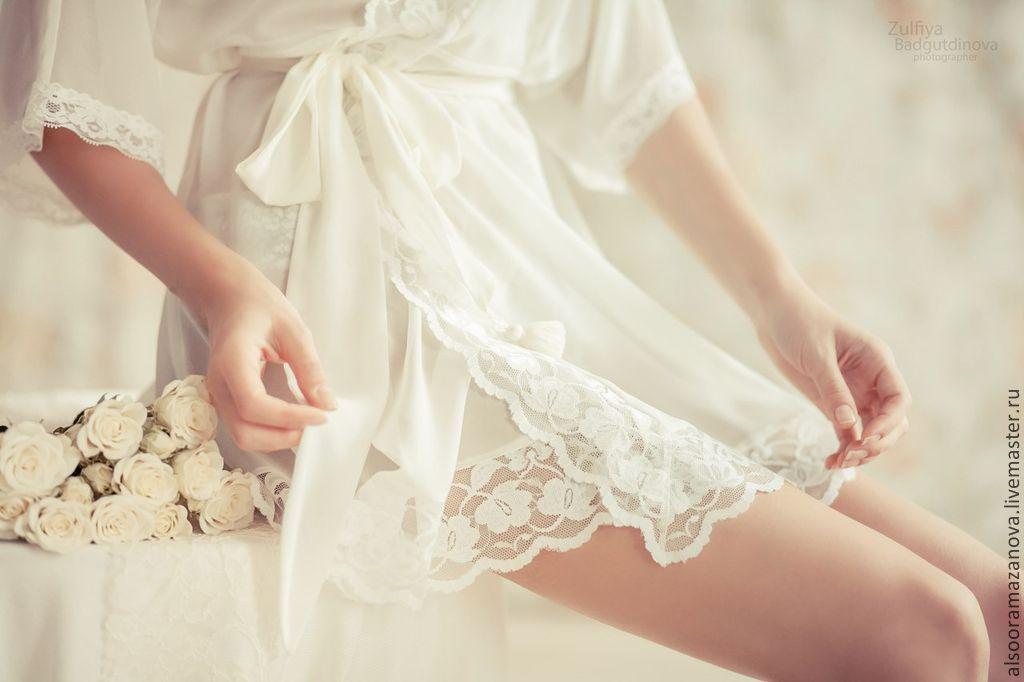 пеньюар фото для невесты
