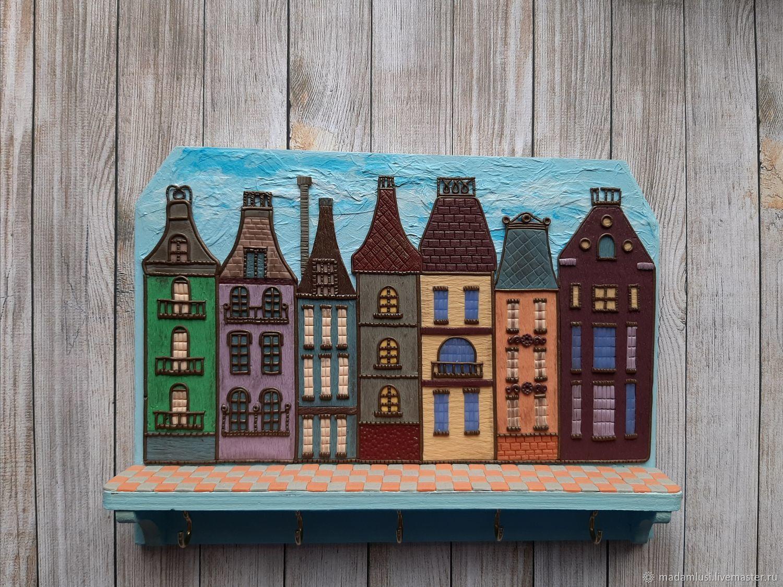 The Housekeeper Amsterdam 2. The housekeeper wall, Housekeeper, Shuya,  Фото №1