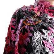 Аксессуары handmade. Livemaster - original item Tippet knitted