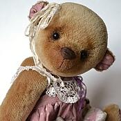 Куклы и игрушки ручной работы. Ярмарка Мастеров - ручная работа Алевтина мишка тедди. Handmade.