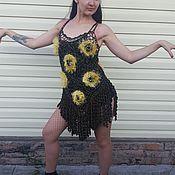 """Одежда ручной работы. Ярмарка Мастеров - ручная работа Платье """"Латина"""". Handmade."""