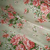 Материалы для творчества ручной работы. Ярмарка Мастеров - ручная работа Ткань для постельного белья. Перкаль , 100% хлопок. Handmade.