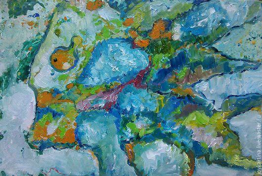 Морской конек Петька, который мечтает стать единорогом Василием.