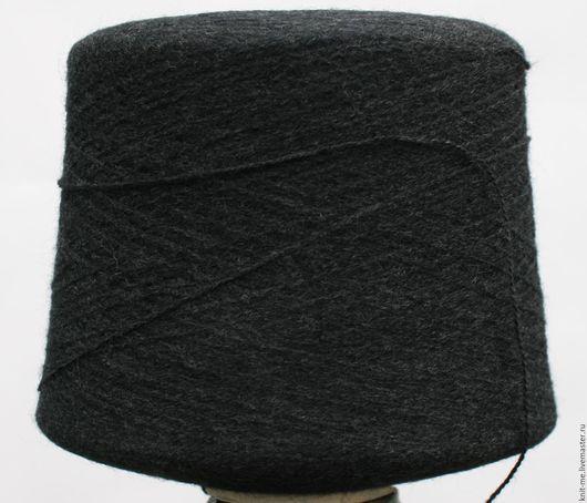 Вязание ручной работы. Ярмарка Мастеров - ручная работа. Купить PARSIVAL (Lineapiu). Handmade. Черный, пряжа для вязания, пряжа промышленная