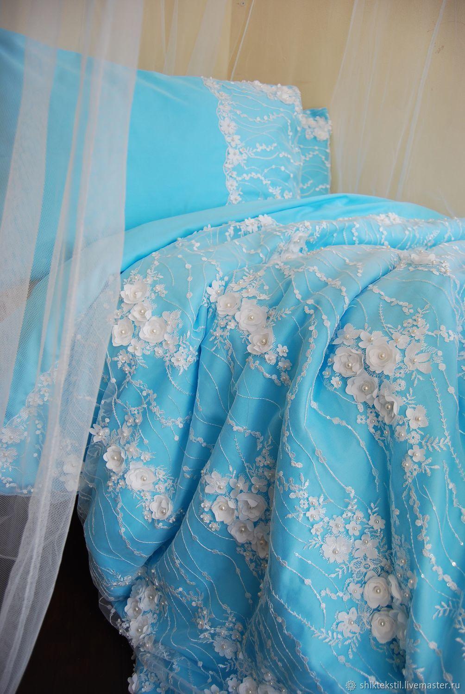 Постельное белье с 3Д кружевом, Комплекты постельного белья, Самара,  Фото №1