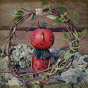 Куклы и игрушки ручной работы. Ярмарка Мастеров - ручная работа Помидорус. Handmade.