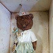 Куклы и игрушки ручной работы. Ярмарка Мастеров - ручная работа Миша. Handmade.
