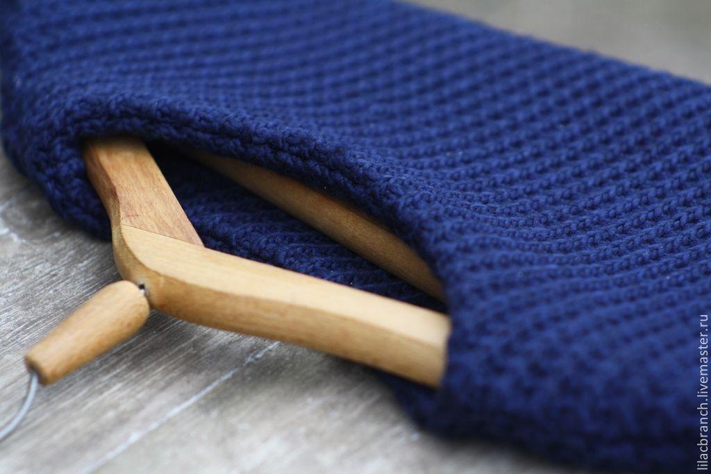 Свитер женский синий доставка