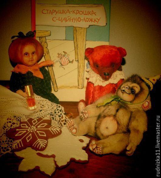 набор парфюмерии для кукол и мишек. 5 штук по 8 мл.