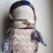 Куклы и игрушки ручной работы. Ярмарка Мастеров - ручная работа Крупеничка народная кукла. Handmade.