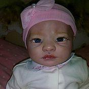 Куклы и игрушки ручной работы. Ярмарка Мастеров - ручная работа Кукла реборн Просковья. Handmade.