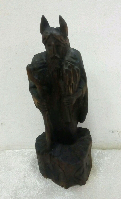 Скульптура из дерева Велес, Статуэтки, Москва,  Фото №1