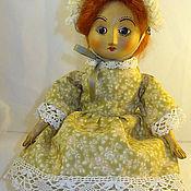 Куклы и игрушки ручной работы. Ярмарка Мастеров - ручная работа Кукла в старинном стиле. Handmade.