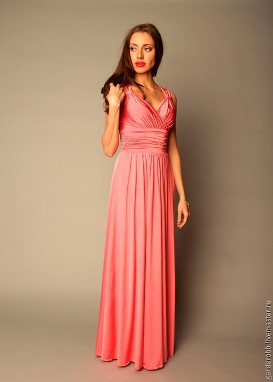 524ec8f8530e Вечернее платье в пол