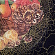 Декоративная посуда ручной работы. ДЕКОРАТИВНАЯ ТАРЕЛКА СУВЕНИРНАЯ ДЕКУПАЖ НАТЮРМОРТ  С ПТИЧКОЙ. Демьяненко Татьяна Картины и декор. Ярмарка Мастеров.