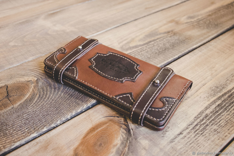 Wallet leather, Wallets, Volzhsky,  Фото №1
