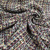 Материалы для творчества handmade. Livemaster - original item Fabric: Chanel tweed-combined. Handmade.