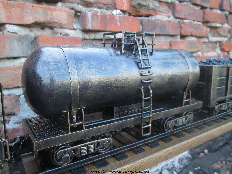 Railway carriages, Sculpture, Samara,  Фото №1