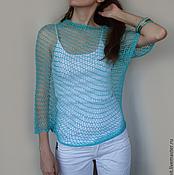 Одежда handmade. Livemaster - original item Asymmetrical mesh