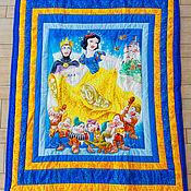 handmade. Livemaster - original item Blanket-Bedspread Princess. Handmade.