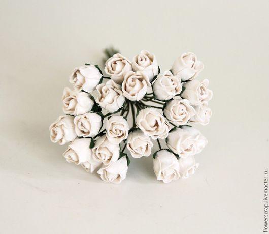 Материалы для флористики ручной работы. Ярмарка Мастеров - ручная работа. Купить Розы бутонами, 25шт./уп.   разные цвета,. Handmade.