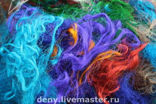 Яркие насыщенные цвета