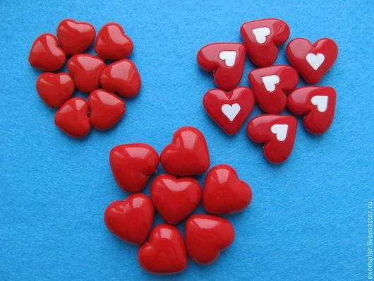 сердце 11*10 мм - 2,0 руб сердце с рисунком сердце 30*27мм  5руб./шт.