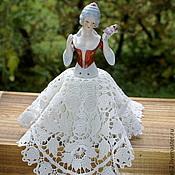 Винтаж ручной работы. Ярмарка Мастеров - ручная работа Кукла-игольница, Германия. Handmade.