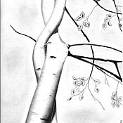 Картины и панно ручной работы. Ярмарка Мастеров - ручная работа Графика. Handmade.