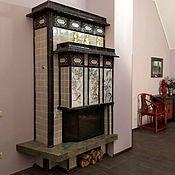 Для дома и интерьера handmade. Livemaster - original item Chinese fireplace. Handmade.