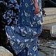 Брюки, шорты ручной работы. Длинная летняя юбка-брюки. image4you (Лариса). Ярмарка Мастеров. Лето, белый гипюр, бохо