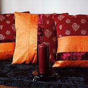 Для дома и интерьера ручной работы. Ярмарка Мастеров - ручная работа Восточные подушки. Handmade.