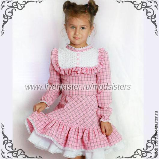 Одежда для девочек, ручной работы. Ярмарка Мастеров - ручная работа. Купить Школьная форма Арт.002. Handmade. Школьная форма
