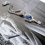 "Украшения handmade. Livemaster - original item Pendant ""Key to Seven Kingdoms"". Handmade."