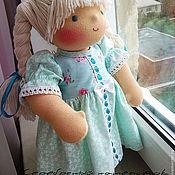 Куклы и игрушки ручной работы. Ярмарка Мастеров - ручная работа Леся, 32 см. Handmade.