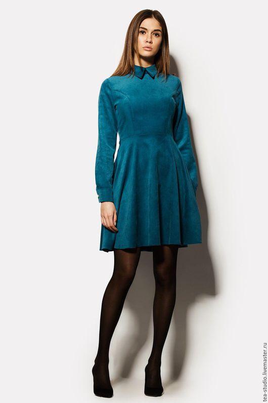 Платья ручной работы. Ярмарка Мастеров - ручная работа. Купить Платье    модель 91621. Handmade. Ярко-красный, платье