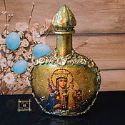 Сувениры и подарки handmade. Livemaster - original item Vessel for Holy water