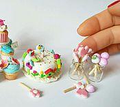 Куклы и игрушки ручной работы. Ярмарка Мастеров - ручная работа Кулинарная миниатюра candybar. Handmade.