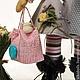 В сумочке у Карамельки сладости:)