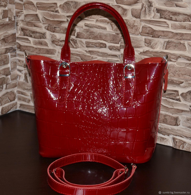 Handbags handmade. Livemaster - handmade. Buy Leather bag bag made of genuine leather, the Model 142.Gift